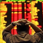 What to do when the shares start to fall?