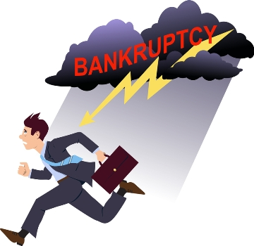 recover from bankruptcy