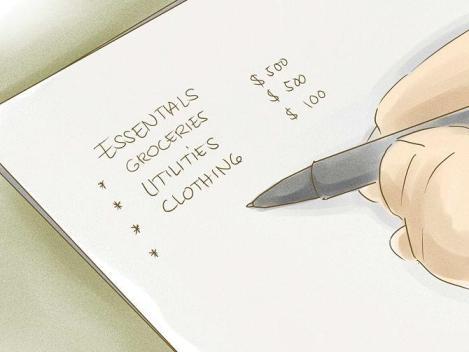 schedule your spending