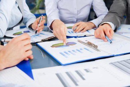 financial control in marketing