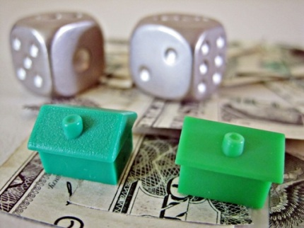 putting capital in property