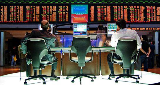 profit on stock exchange