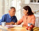 assist elderly relatives