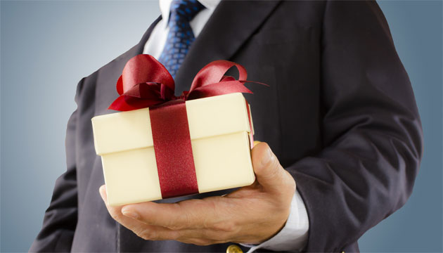 choosing business gifts